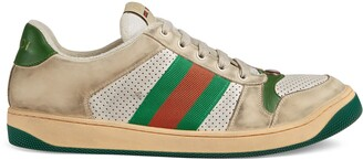 Gucci Men's Screener leather sneaker