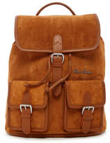 Robert Graham Kormi Suede Backpack