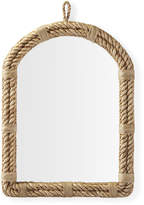 Serena & Lily Nautical Rope Arch Mirror