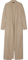 The Row Bieden Cashmere Coat - Beige