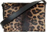 Victoria Beckham Mini Leopard Shoulder Bag