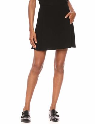 Theory Women's Volume Mini Skirt