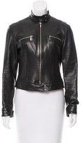 Joseph Leather Moto Jacket