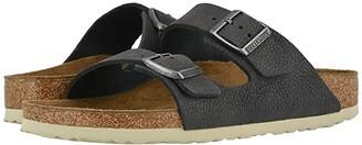 Birkenstock Arizona (Soft Brown Nubuck) Men's Shoes