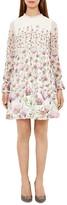 Ted Baker Deasil Floral Print Dress
