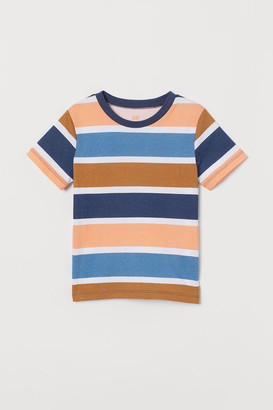 H&M Cotton T-shirt - Orange