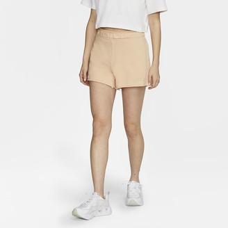 Nike Women's French Terry Shorts Sportswear