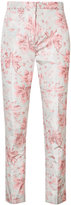 Brock Collection Paige pants - women - Silk/Polyester - 0