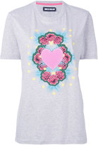 House of Holland printed T-shirt - women - Cotton - 10