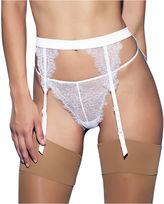 Jezebel Pandora Lace Garter Belt