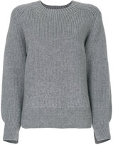 3.1 Phillip Lim cable-knitted sweater