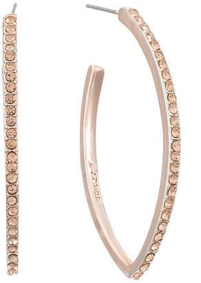 MONET JEWELRY Monet Jewelry Orange Hoop Earrings