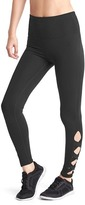 Gap GapFit Blackout Technology gFast strappy cutout high rise leggings