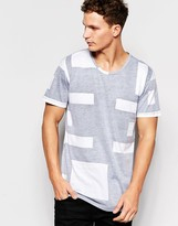ONLY & SONS T-Shirt With Reverse Print