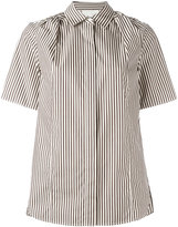 3.1 Phillip Lim striped shirt - women - Silk/Cotton - 4