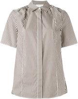3.1 Phillip Lim striped shirt - women - Silk/Cotton - 6