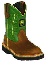 "John Deere Women's Boots 9"" Wellington"