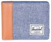 Herschel Men's Edward Bifold Wallet - Blue