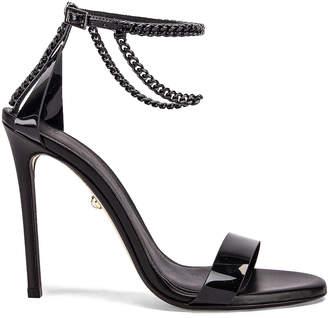 ALEVÌ Milano Valentina Heel in Campari Black | FWRD