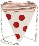 Capelli of New York 'Pizza' Crossbody Bag (Girls)