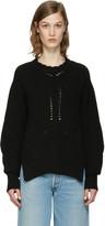 Isabel Marant Black Gallo Sweater