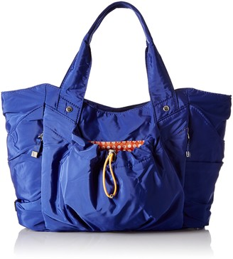 Baggallini BG by Women's Balance Small Tote Cobalt Shoulder Handbag One Size