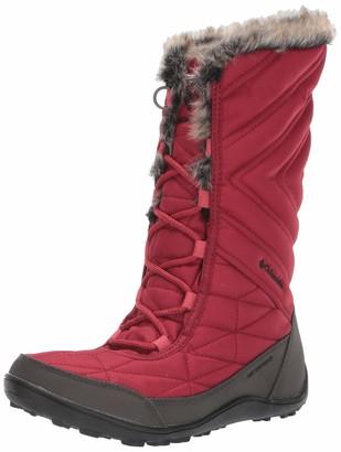 Columbia Women's Minx Mid III Snow Boot Waterproof & Breathable