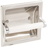 Moen 1576SS Donner Commercial Paper Holder, Stainless Steel by
