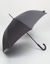 Fulton Walking Umbrella In Black Print