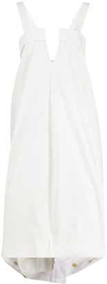 Maison Margiela Sleeveless Midi Dress