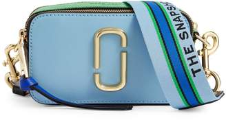 Marc Jacobs Softshot Leather Crossbody Bag
