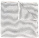 Loro Piana striped scarf