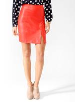 Forever 21 Front Vent Skirt