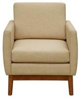 Threshold Paramus Mid Century Arm Chair - Oatmeal Heather
