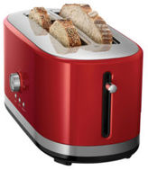 KitchenAid NEW KMT4116 Artisan 4 Slice Long Slot Toaster: KMT4116AER Empire Red