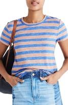 Madewell Women's Hi-Fi Stripe Tee
