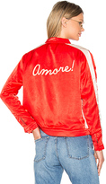 Capulet X REVOLVE Americano Souvenir Jacket in Red. - size L (also in M,XS)