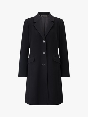Four Seasons Slim Longline City Coat