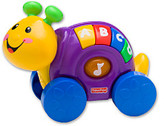Fisher-Price Laugh & LearnTM Roll-Along Snail