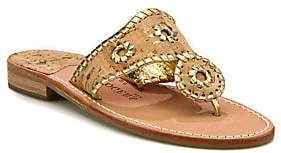 Jack Rogers Women's Napa Valley Thong Sandals