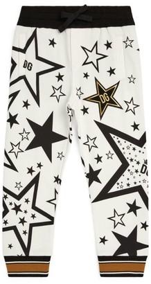 Dolce & Gabbana Kids Millennials Star Sweatpants (2-6 Years)