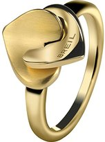 Breil Milano Women's Ring in Stainless Steel, Size 54/17.2/N – TJ1498