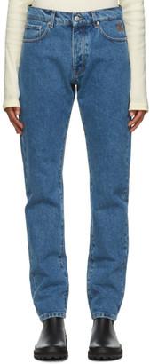 Nanushka Blue Ilya Jeans