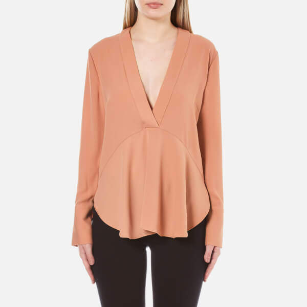 By Malene Birger Women's Dosiana Flared Top Clean