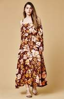 Somedays Lovin She's A Wildflower Maxi Dress