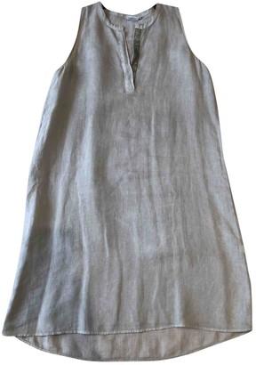 Hartford Gold Linen Dress for Women