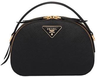 Prada Odette Saffiano leather bag