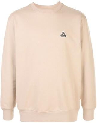 Palace Graphic Print Sweatshirt