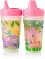 Evenflo Feeding Zoo Friends Insulated Sippy Cup - 2-Pack Girl
