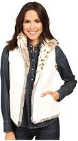 Scully Siena Reversible Faux Leather/Fur Vest